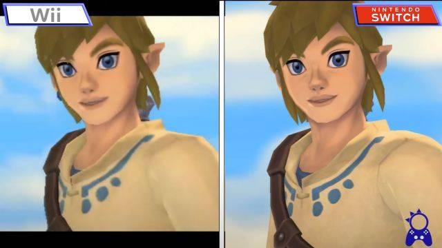 The Legend of Zelda: Skyward Sword HD: Vídeo compara las versiones de Wii y Switch 1