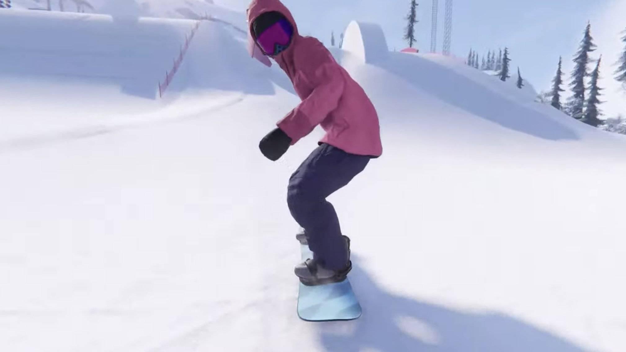 E3 2021: Anuncian Shredders, un nuevo juego de Snowboarding 4