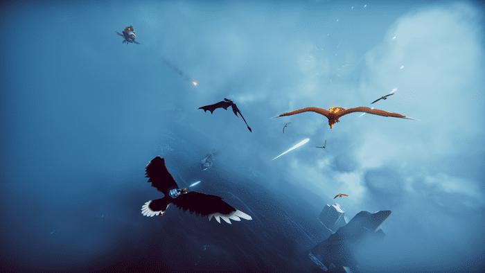 The Falconeer: El Galardonado juego ya se encuentra disponible en Amazon Luna 4