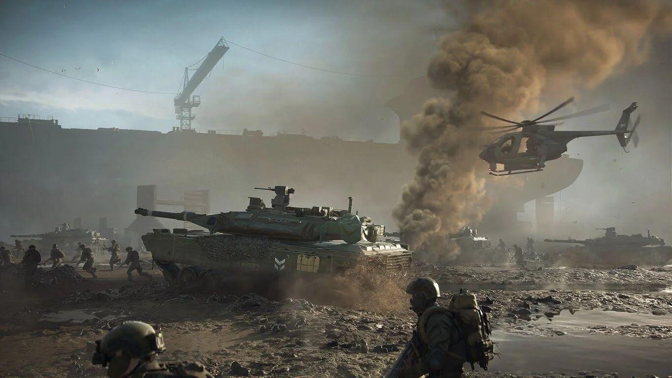 ¡Battlefield 2042 estrena su primer avance! 4