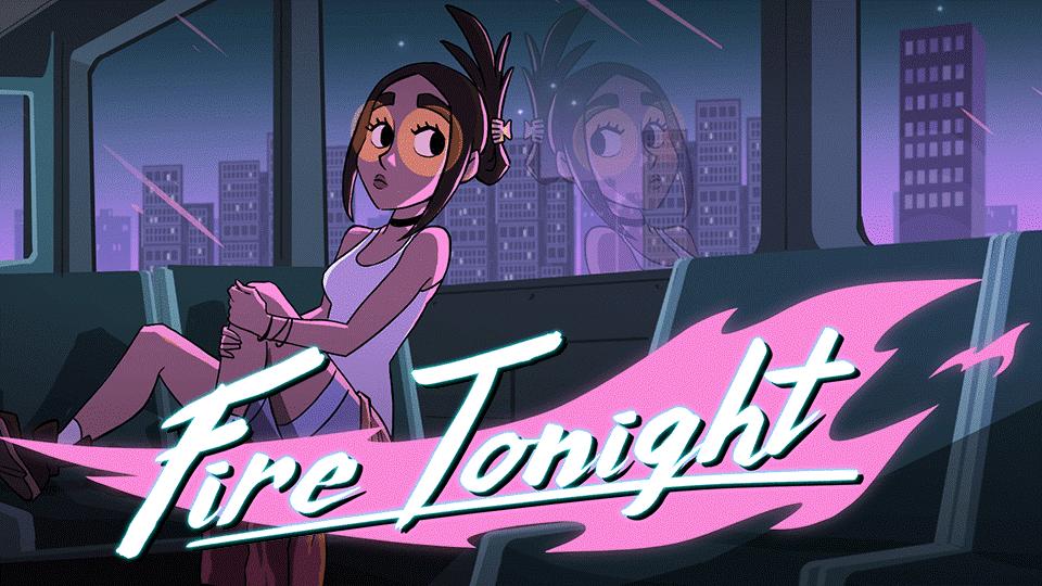 Fire Tonight es un juego desarrollado por nuestros queridos Reptoid Games y Way Down Deep que nos presenta una historia fresca donde una joven pareja tendrá que resolver misterios para reencontrarse en una ciudad que se encuentra completamente en fuego.