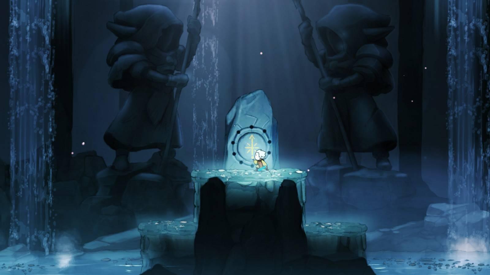 Greak: Memories of Azur saldrá este verano de 2021 1