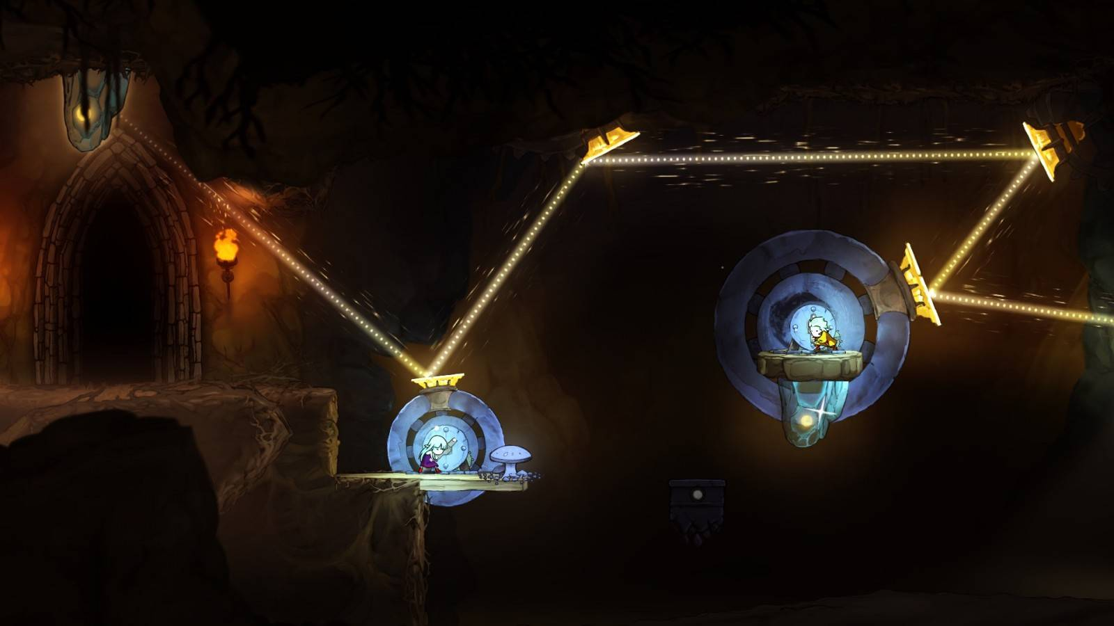 Greak: Memories of Azur saldrá este verano de 2021 7