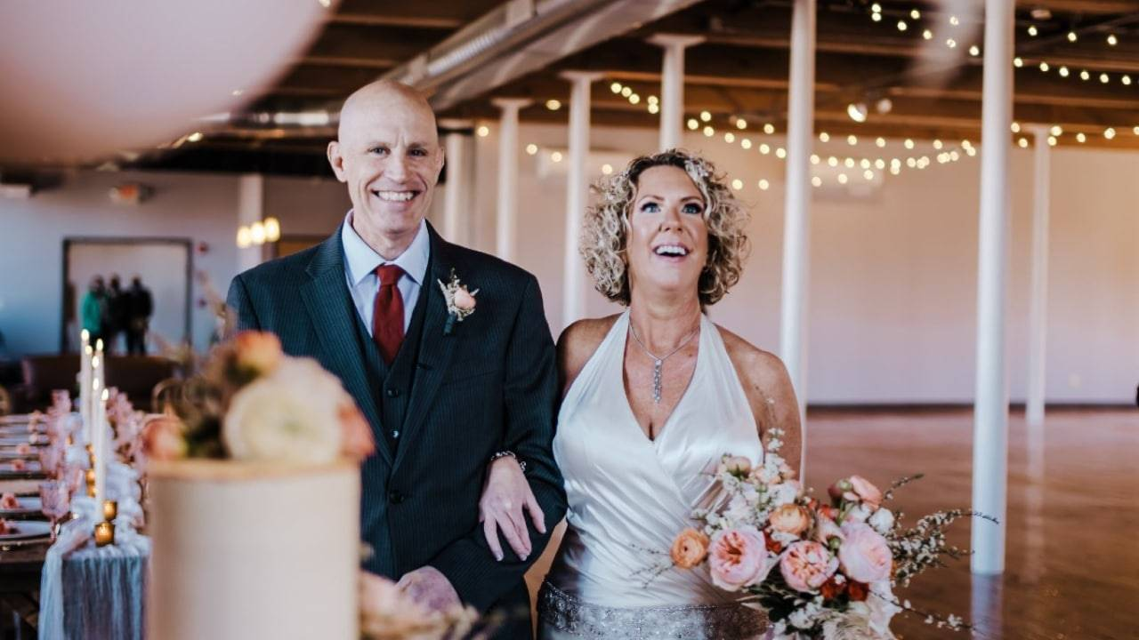Hombre, Alzheimer, Matrimonio, Casarse
