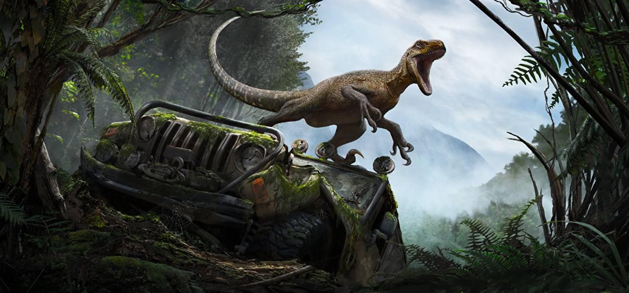 Jurassic Park, Jurassic World