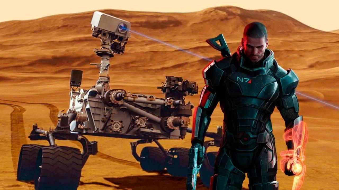 Mass Effect 3 Rover