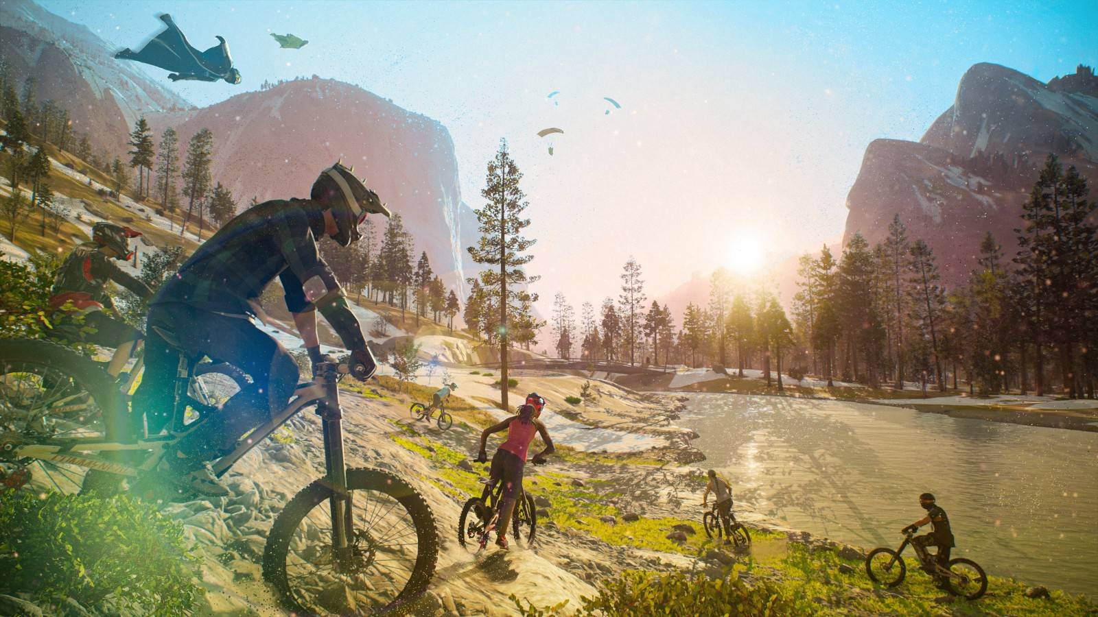 Riders Republic: Ubisoft nos invita a explorar el mundo de los deportes al aire libre 2