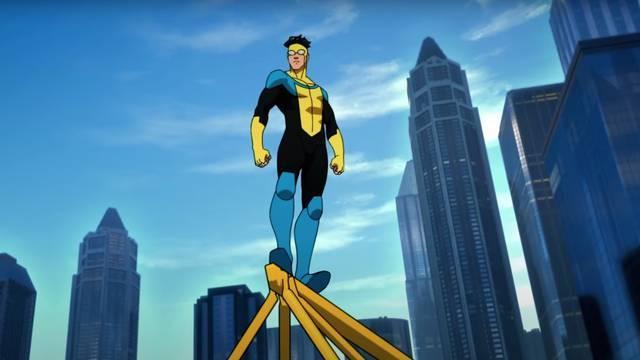 Invincible: Fan crea una versión inspirada en los animes de los 90's 1