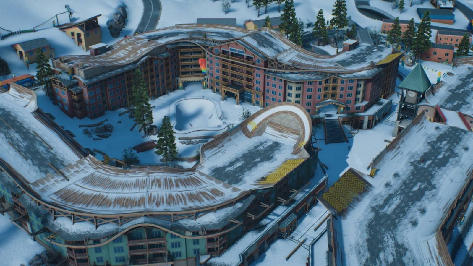 Riders Republic: Ubisoft nos invita a explorar el mundo de los deportes al aire libre 3