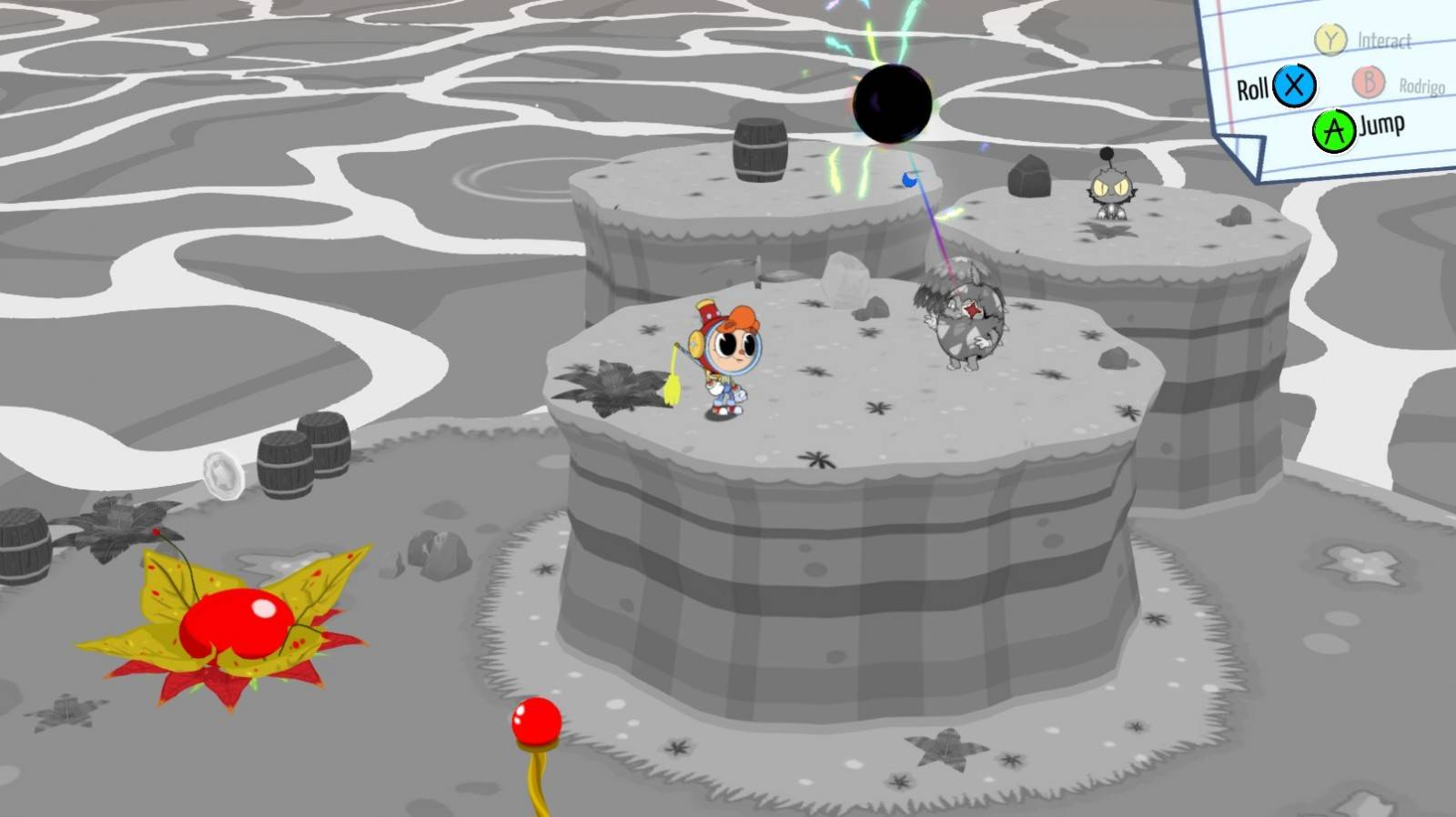 Rainbow Billy: The Curse of the Leviathan llegará de la mano de Skybound Games 1