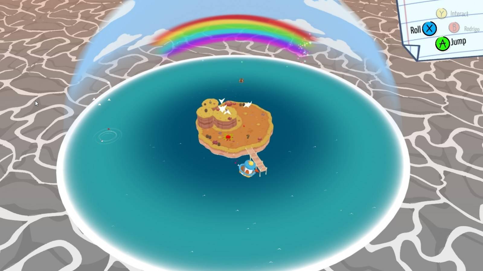 Rainbow Billy: The Curse of the Leviathan llegará de la mano de Skybound Games 4