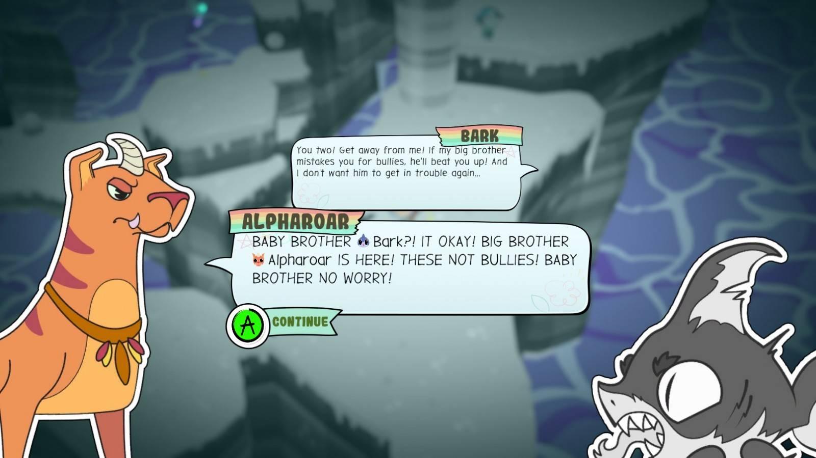 Rainbow Billy: The Curse of the Leviathan llegará de la mano de Skybound Games 7