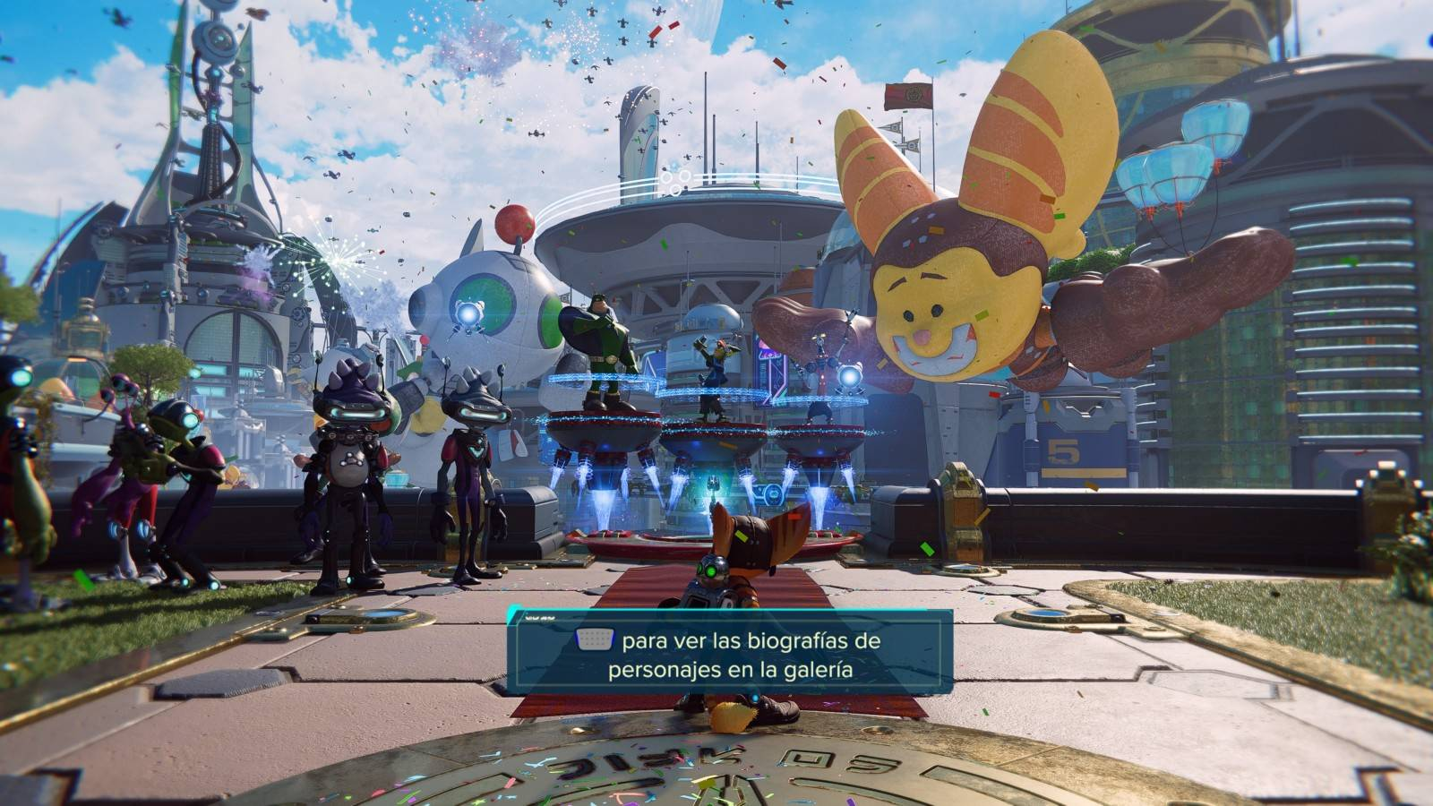 Reseña: Ratchet and Clank: Rift Apart (PlayStation 5) 2