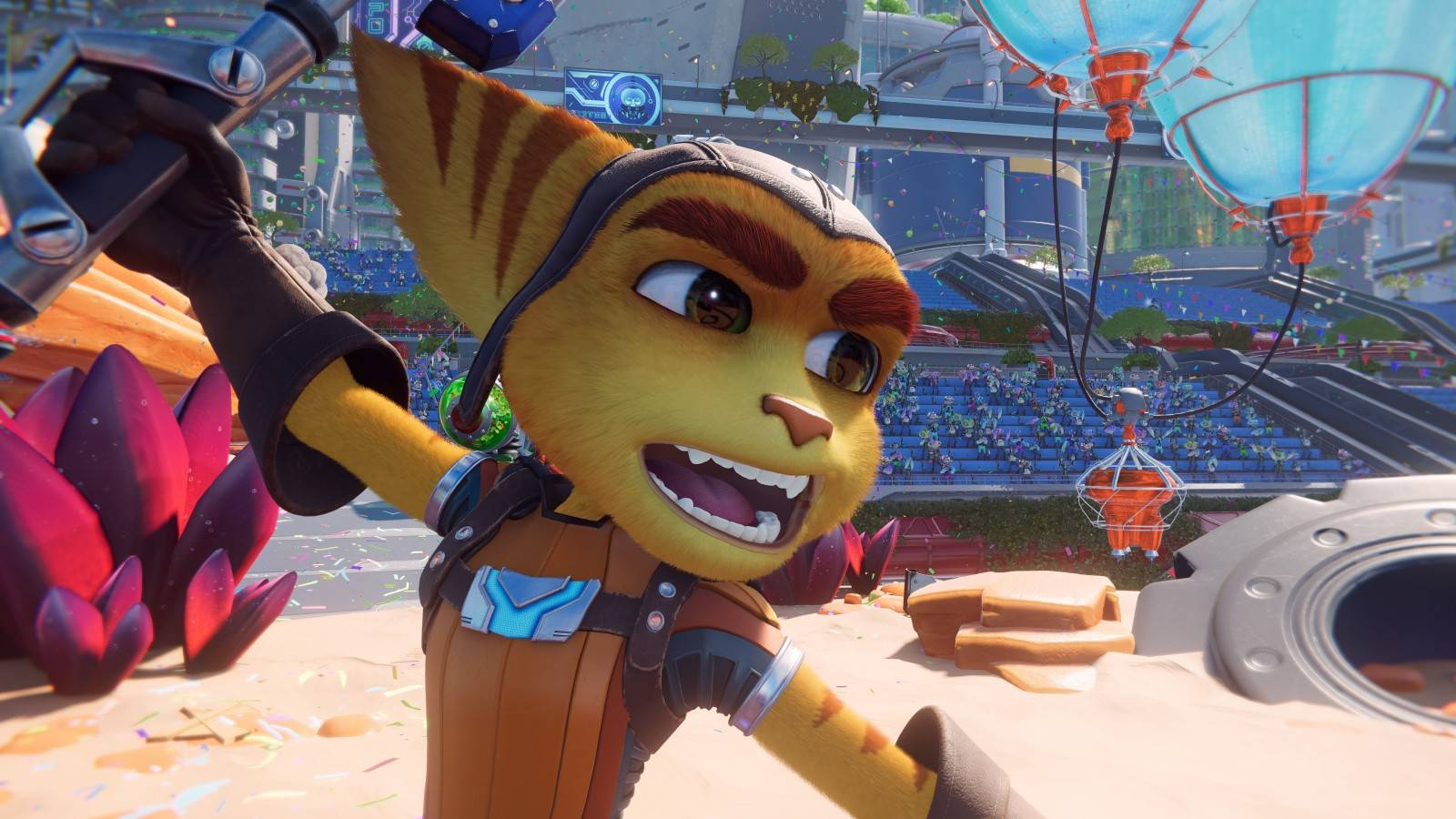 Reseña: Ratchet and Clank: Rift Apart (PlayStation 5) 5