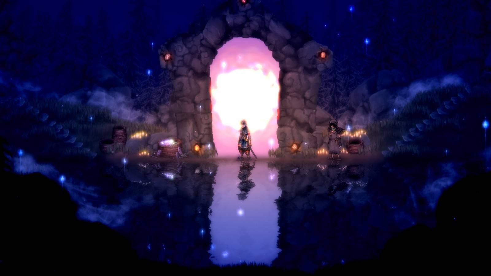 Salt and Sacrifice libera nuevo gameplay de 10 minutos en donde deja ver su hermoso arte y su elevada dificultad.