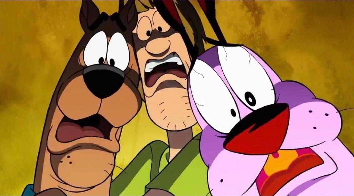 Scooby-Doo, Coraje el Perro Coraje