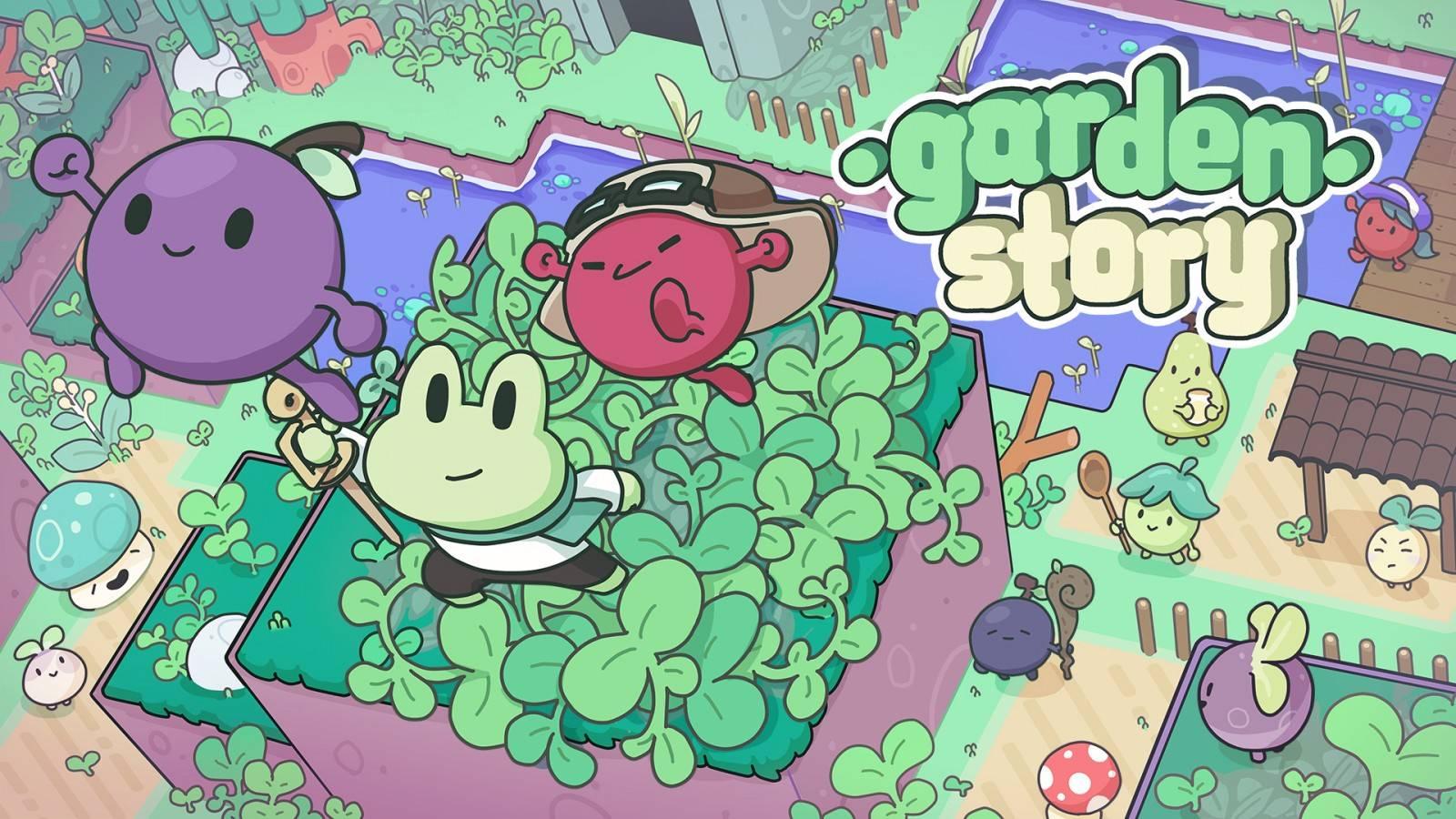 Garden Story: Florece este verano para PC, macOS y Nintendo Switch 1