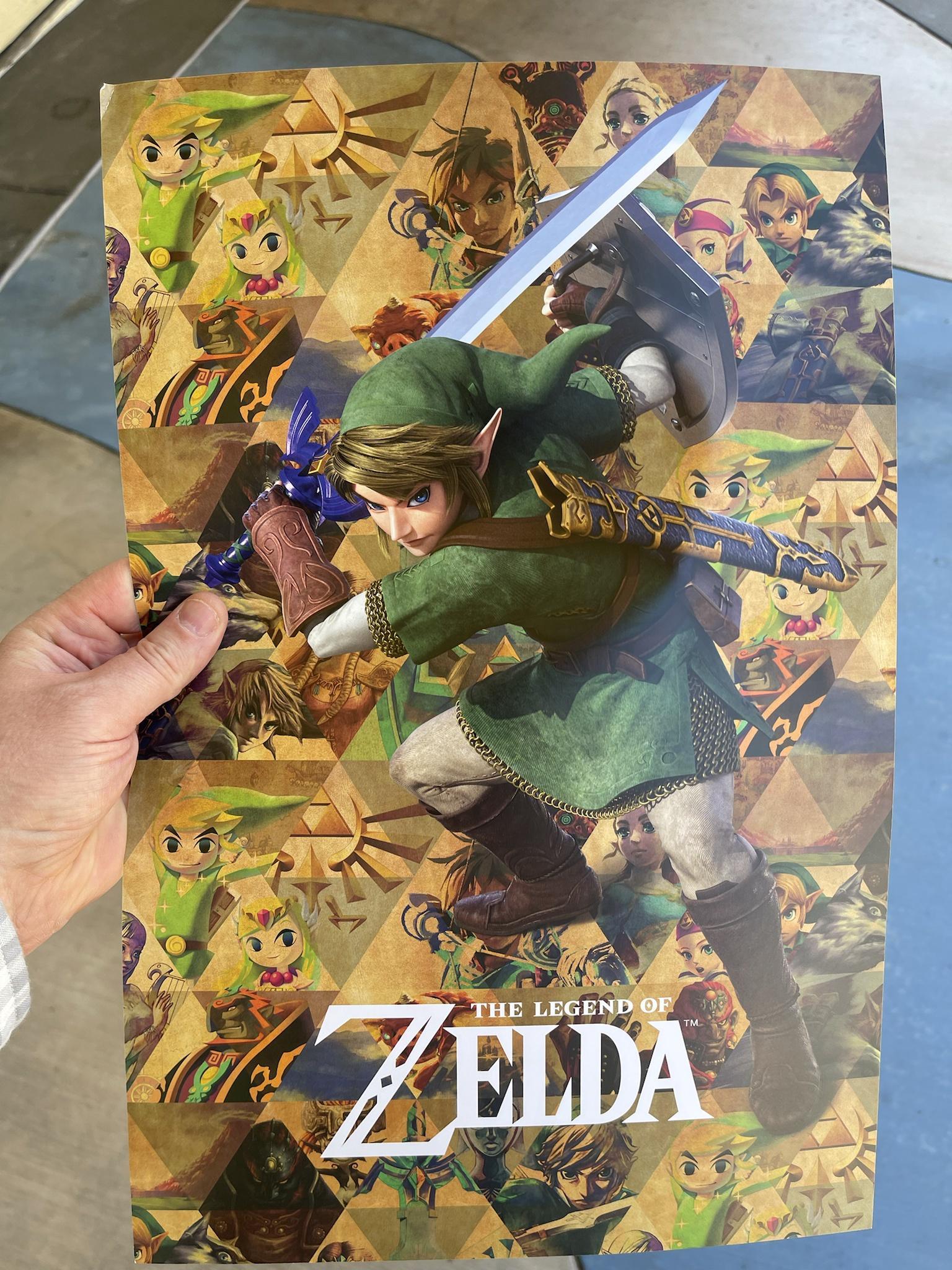 The Legend of Zelda, E3