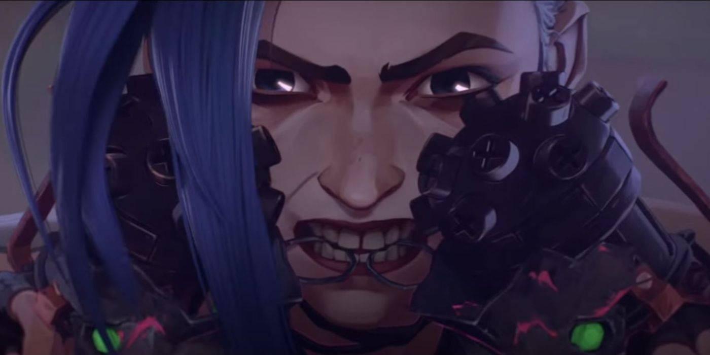 Arcane la serie de animación basada en League of Legends presenta nuevo avance centrado en Jinx.