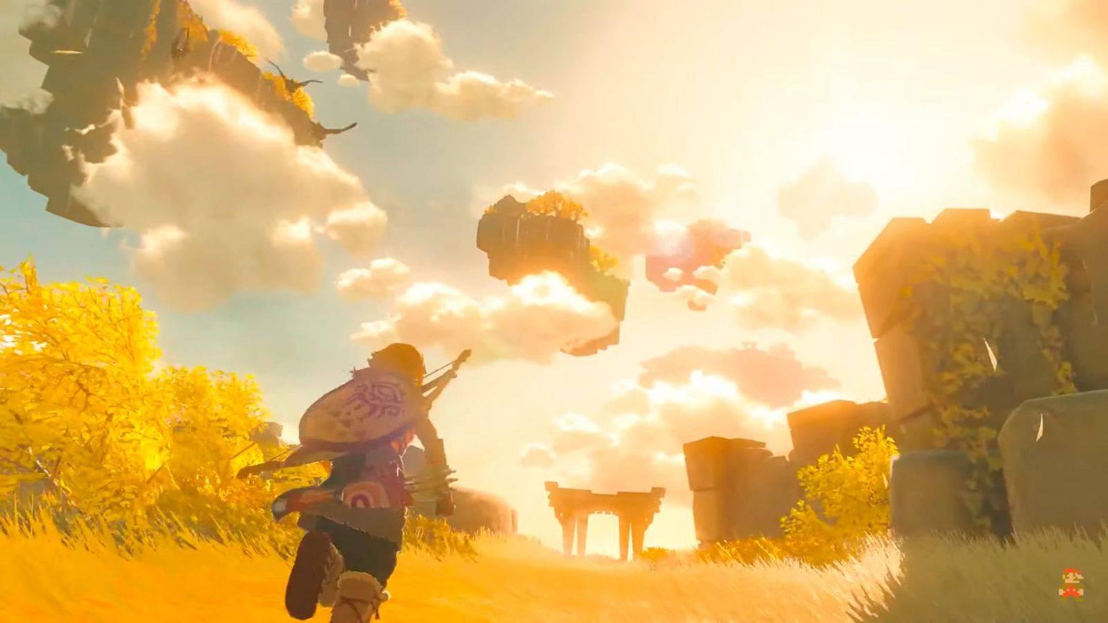 E3 2021: Se muestra un nuevo avance de The Legend of Zelda Breath of the Wild 2 1