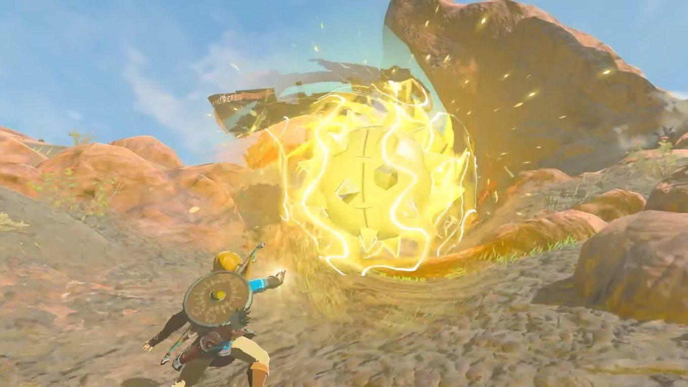 E3 2021: Se muestra un nuevo avance de The Legend of Zelda Breath of the Wild 2 5