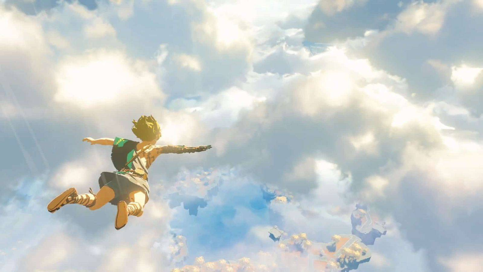 E3 2021: Se muestra un nuevo avance de The Legend of Zelda Breath of the Wild 2 4