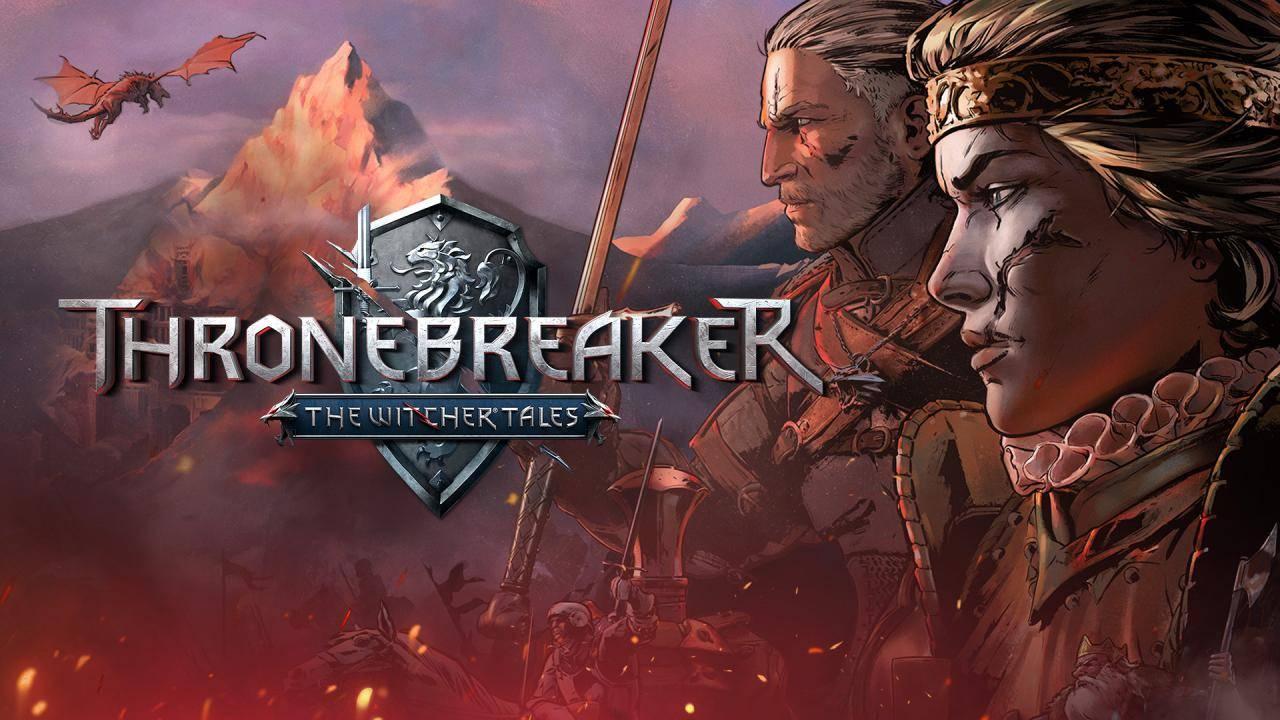 ¡The Witcher Tales: Thronebreaker ya está disponible en móviles! 1