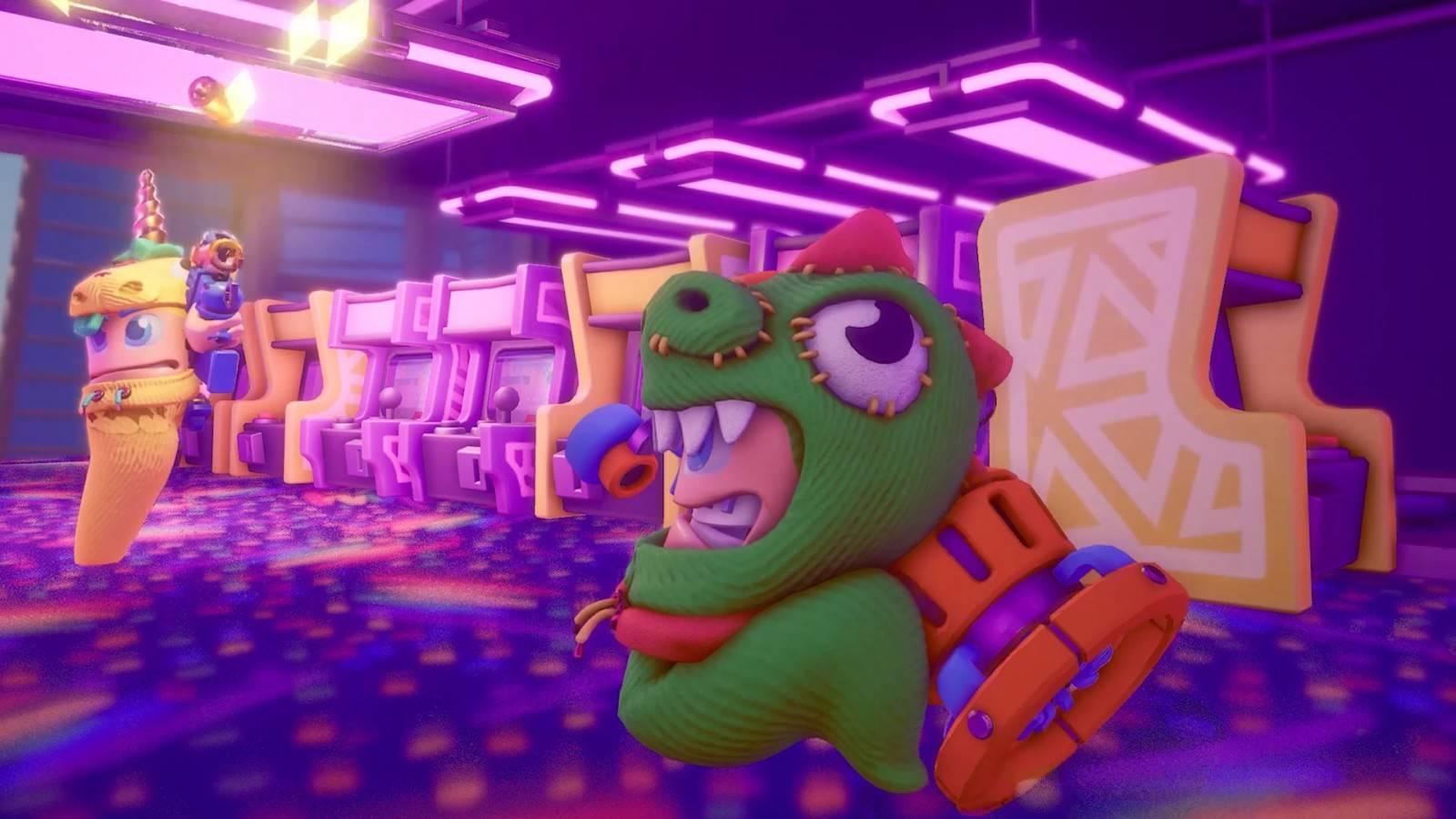 Worms Rumble: Los Gusanos Bélicos ya están disponibles en todas las plataformas 3