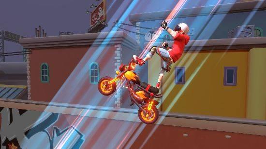 "Urban Trial Tricky ""Deluxe Edition"" llegará a PlayStation 4, Xbox One y PC 2"