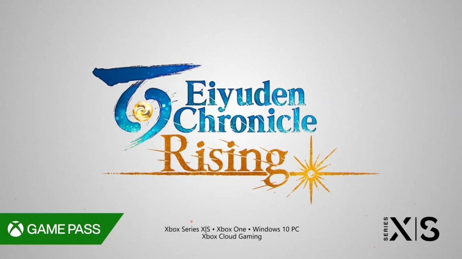 E3 2021: Eiyuden Chronicle: Hundred Heroes & Eiyuden Chronicle: Rising llegan a Xbox Game Pass 1