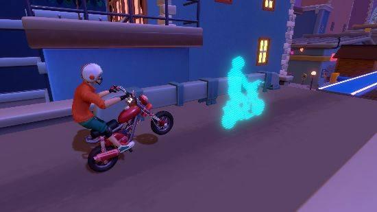 "Urban Trial Tricky ""Deluxe Edition"" llegará a PlayStation 4, Xbox One y PC 4"