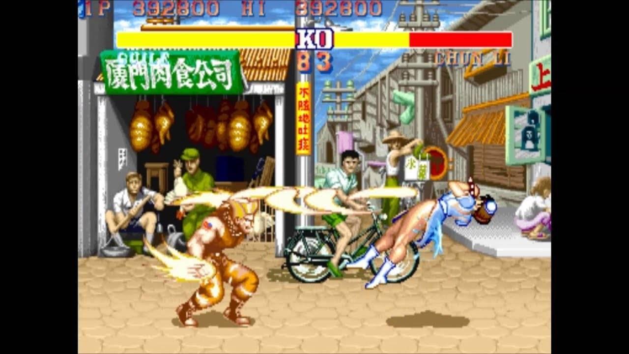 13 datos curiosos de la franquicia de Street Fighter que probablemente no conocías 9