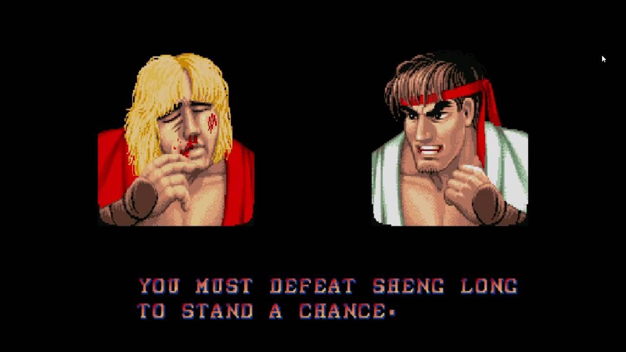 13 datos curiosos de la franquicia de Street Fighter que probablemente no conocías 7
