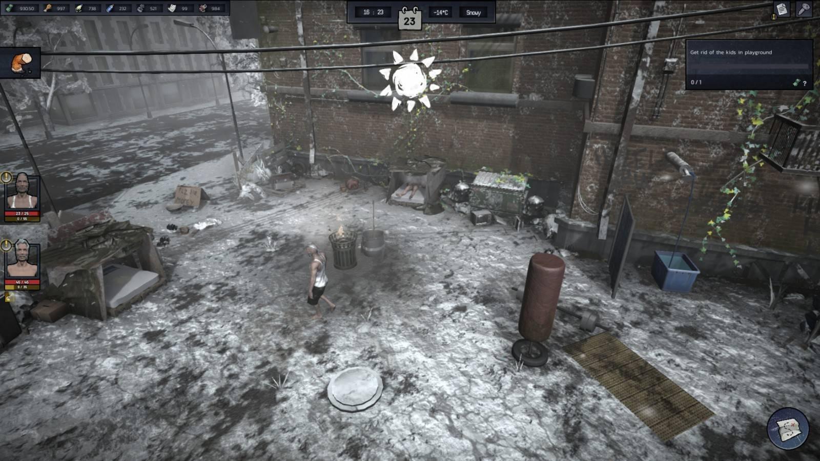 Garbage: Conoce este peculiar simulador de lucha con vagabundos 4