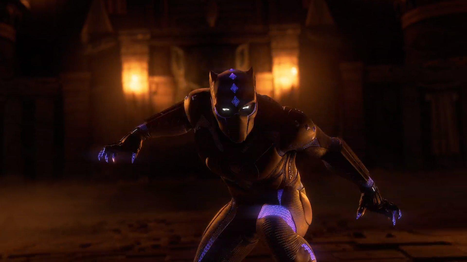 Marvel's Avengers - Black Panther