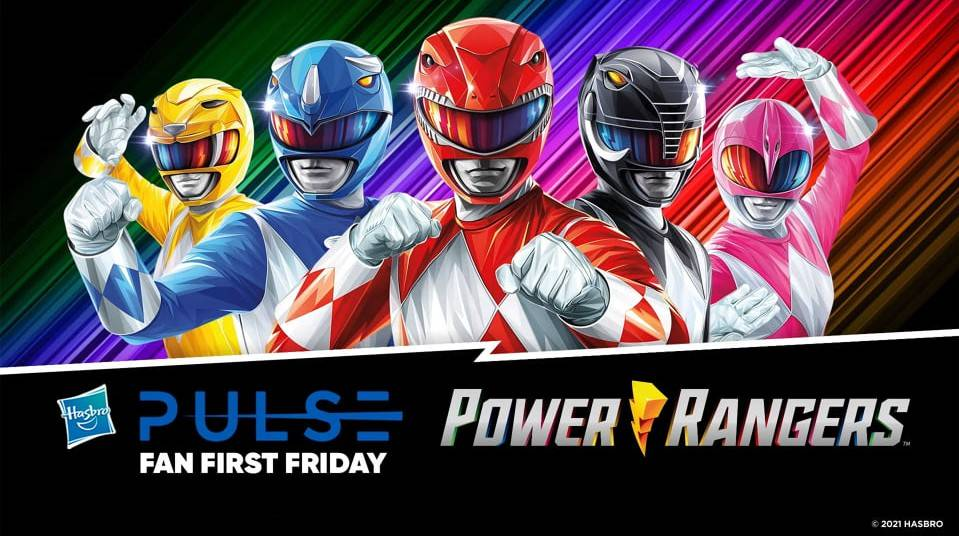 Nuevas figuras de Power Rangers Lightning Collection. 1