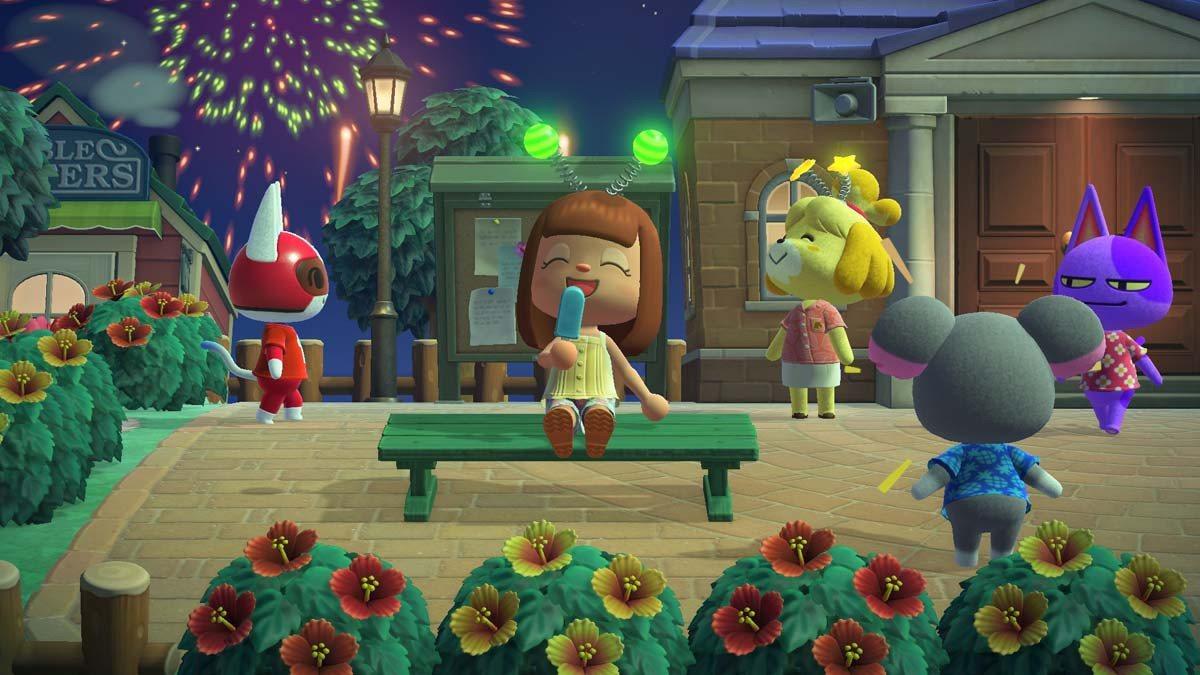 Animal Crossing: New Horizons, conoce los detalles de esta nueva actualización 2