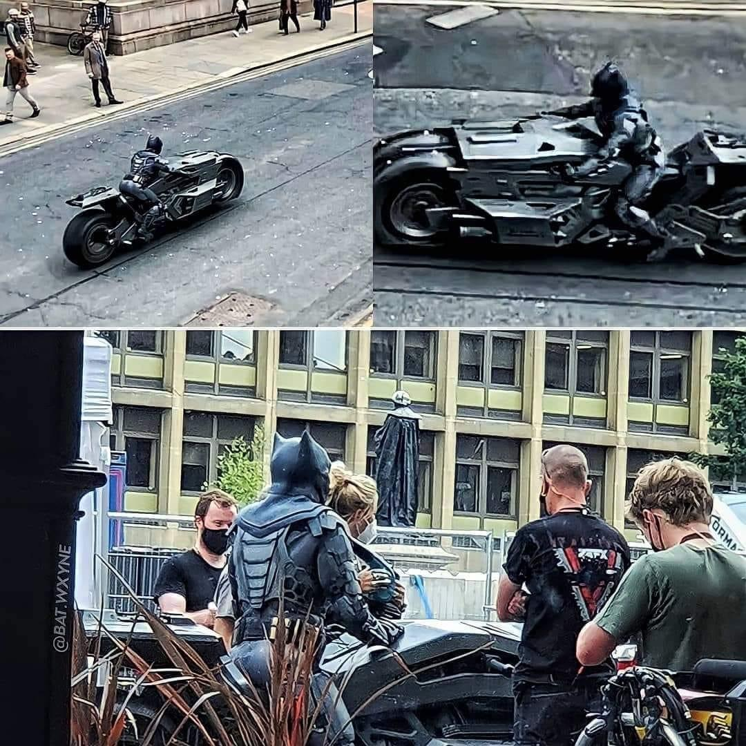 Batman, The Flash