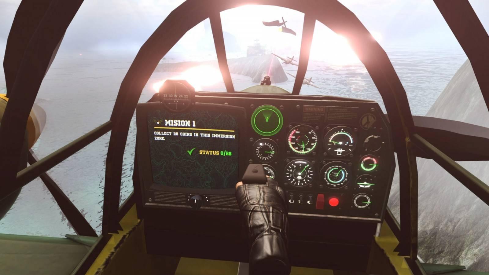 1976: Back to Midway ahora en PSVR 1