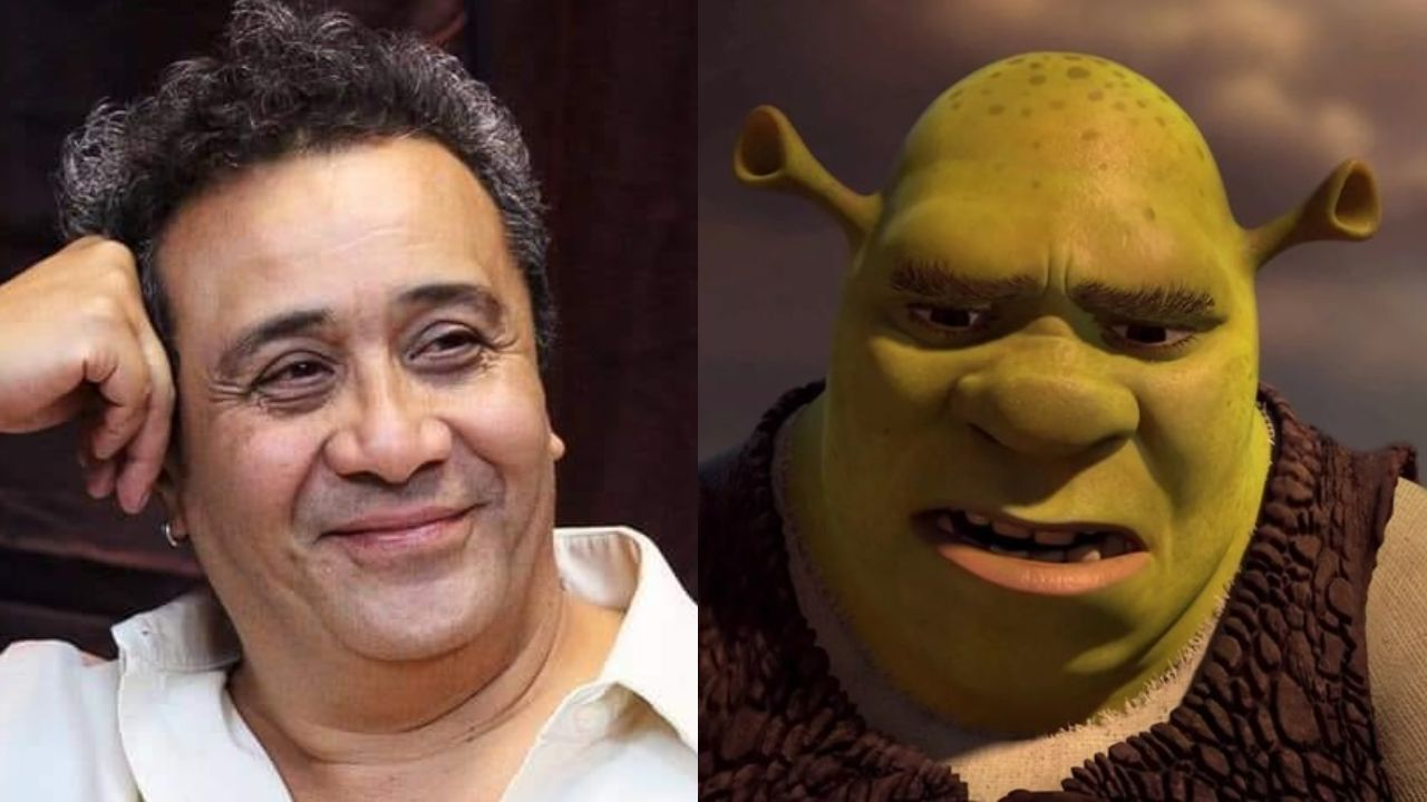 Alfonso Obregón, Shrek, Naruto, Kakashi