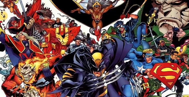 James Gunn quiere un crossover entre Marvel y DC con Harley Quinn y Groot 1