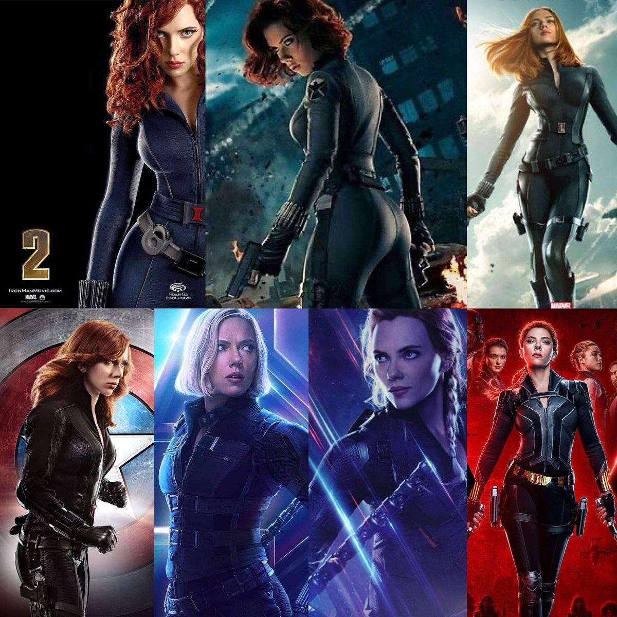 Reseña: Black Widow, el emocionante inicio de la Fase 4 de Marvel 1