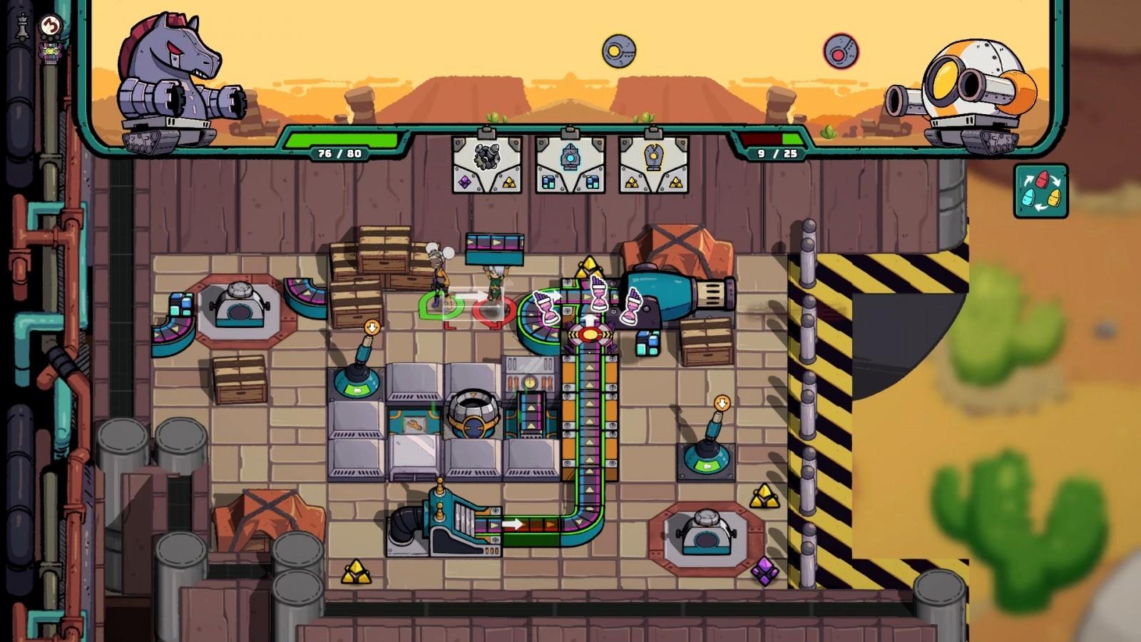 ConnecTank: el nuevo videojuego de ININ Games 3