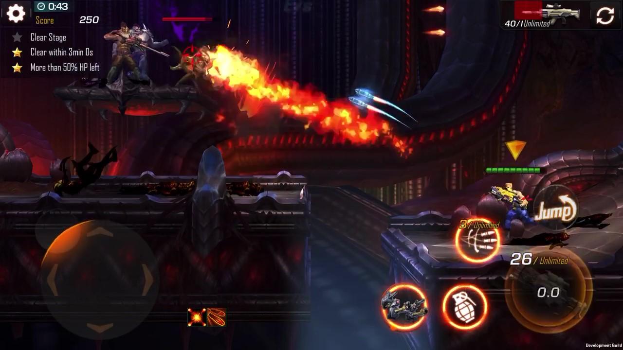 Ya se encuentra disponible Contra Returns en dispositivos móviles 8