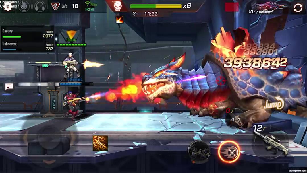 Ya se encuentra disponible Contra Returns en dispositivos móviles 2