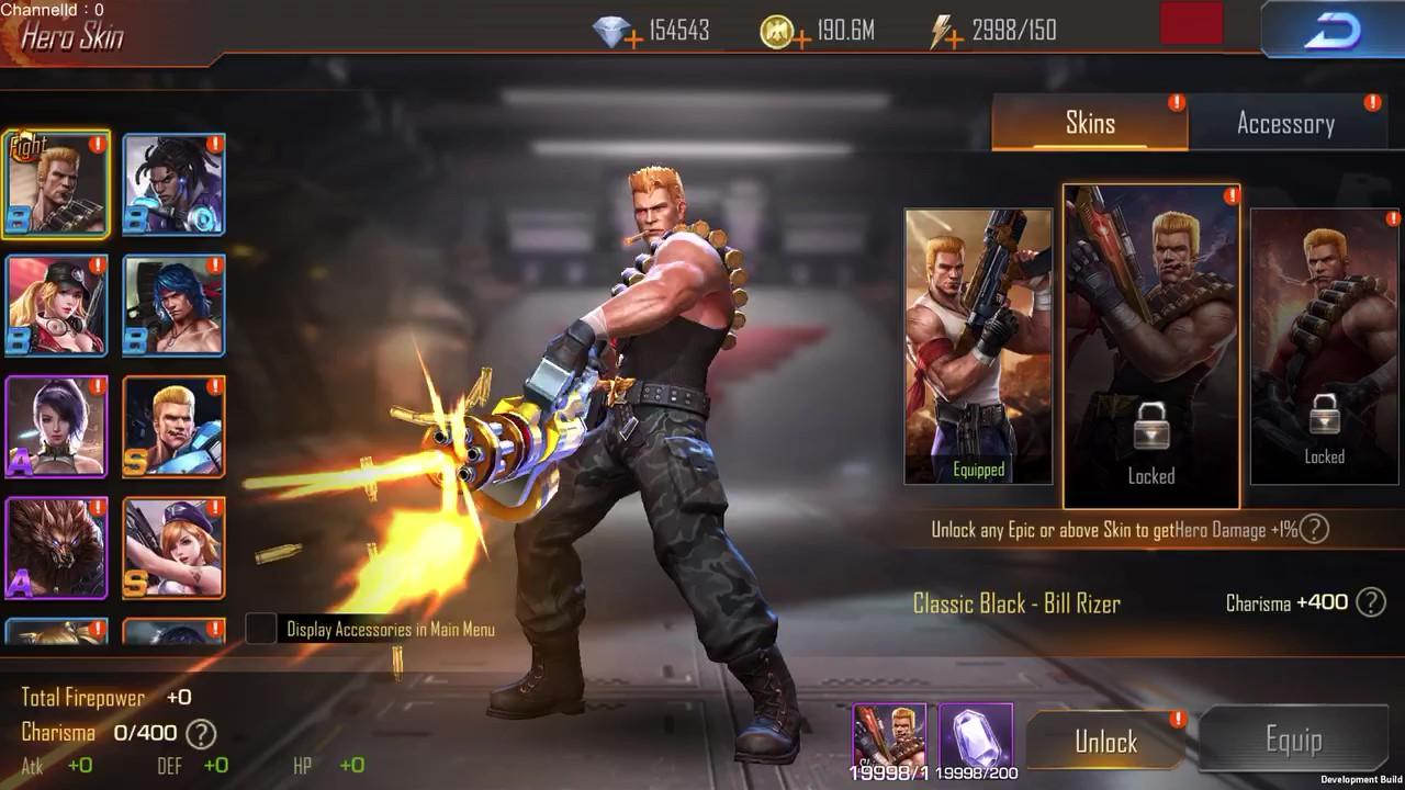 Ya se encuentra disponible Contra Returns en dispositivos móviles 6
