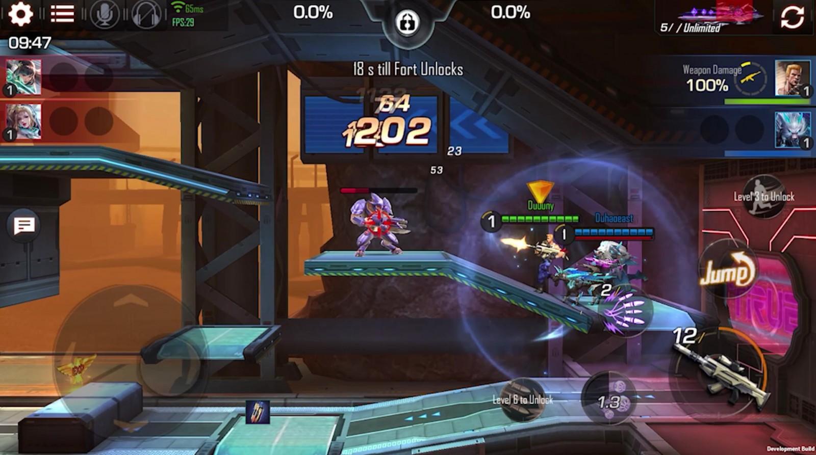 Ya se encuentra disponible Contra Returns en dispositivos móviles 3
