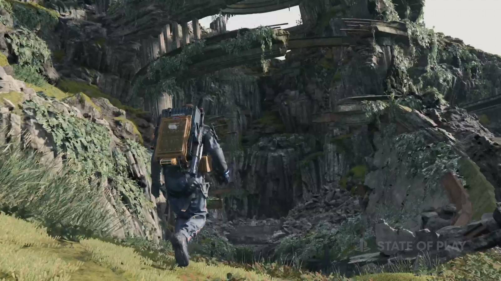 Kojima Productions nos muestra mas de Death Stranding Director's Cut para PlayStation 5 2