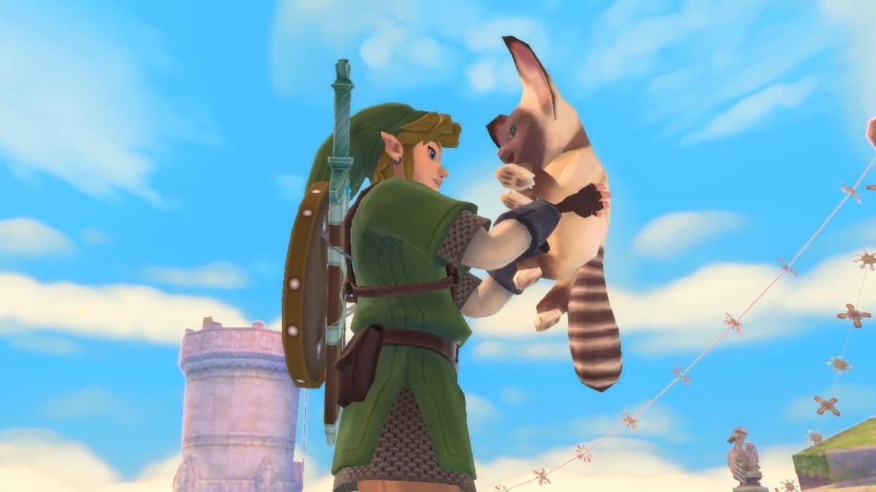 The Legend of Zelda: Skyward Sword HD libera nuevo tráiler 3