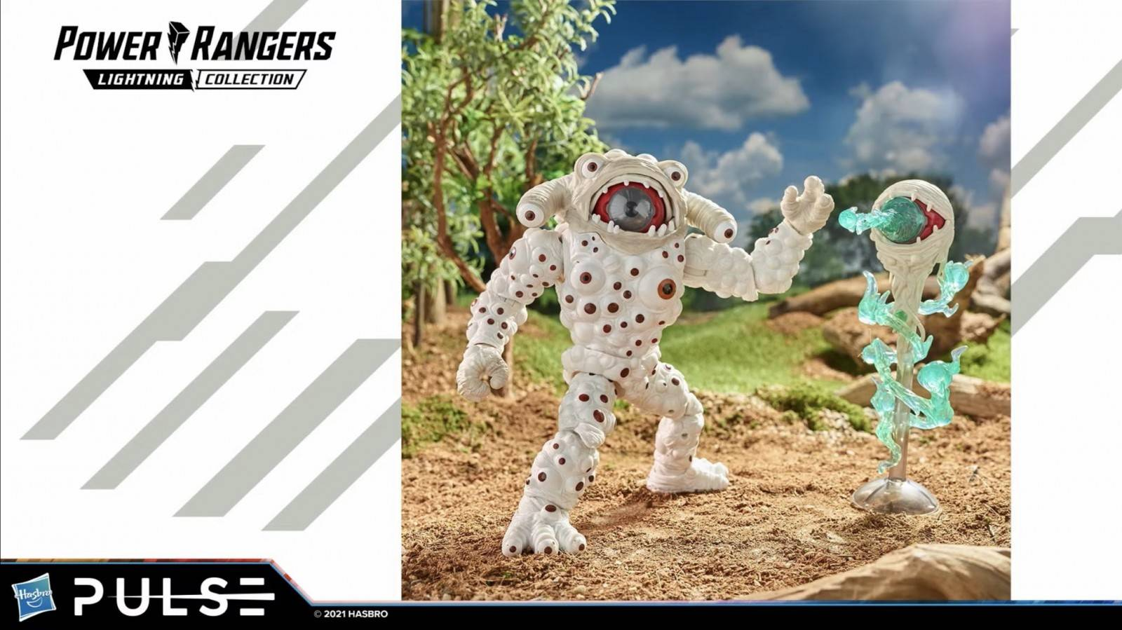 Nuevas figuras de Power Rangers Lightning Collection. 14